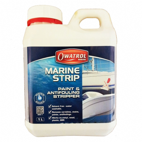 Owatrol Dilunett Paint And Coatings Remover Stripper